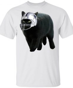Black Cat Dallas Cowboys Youth Shirt