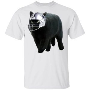 Black Cat Dallas Cowboys Youth Shirt