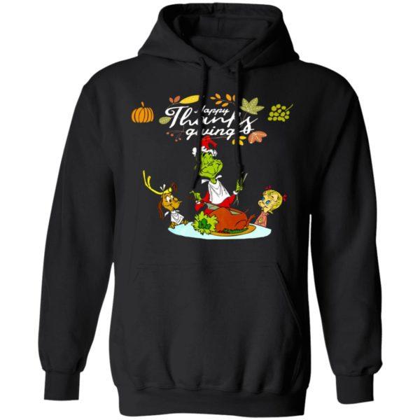Happy Thanksgiving Grinch Turkey Christmas die