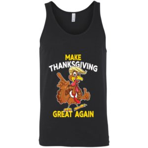 Make Thanksgiving Great Again Funny Trump Turkey