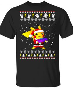 Pikachu Pokemon Ugly Christmas