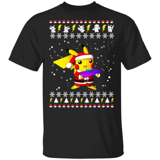 Pikachu Pokemon Ugly Christmas