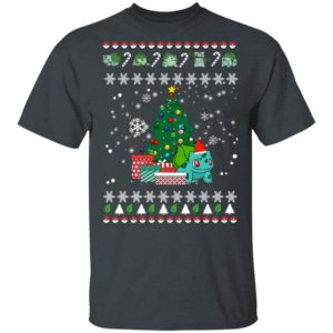 Bulbasaur Pokemon Ugly Christmas