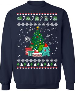 Bulbasaur Pokemon Ugly Christmas Sweater