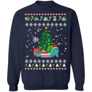Bulbasaur Pokemon Ugly Christmas Sweater
