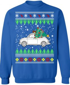 Fiat 500 Ugly Christmas Sweater