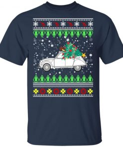 Citroen 2CV Ugly Christmas