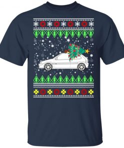 Citroen Saxo VTS Classic Car Ugly Christmas