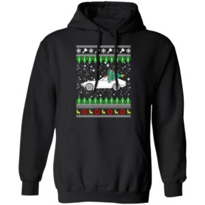 Datsun Fairlady 240Z Classic Car Ugly Christmas hoodie