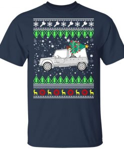 Citroen Mehari Classic Car Ugly Christmas