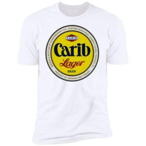 Boy Meets World Carib Lager Beer Shirt