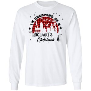 Harry Potter Christmas I'm Dreaming Of A Hogwarts Christmas