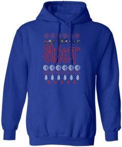 Slipknot Ugly Christmas hoodie