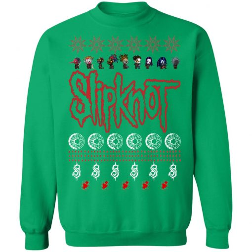 Slipknot Ugly Christmas Sweater