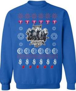 Slipknot Rock Band Ugly Christmas Sweater