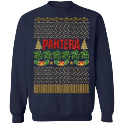Pantera Ugly Christmas Sweater