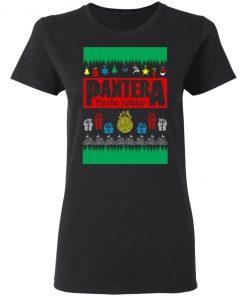 Pantera Band Ugly Christmas