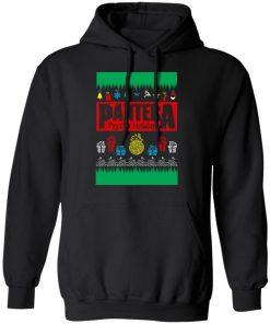 Pantera Band Ugly Christmas hoodie