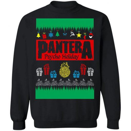 Pantera Band Ugly Christmas Sweater