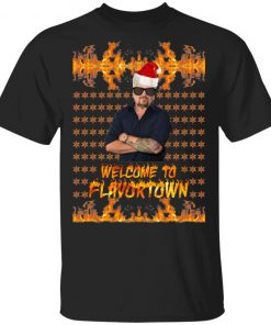 Welcome to Flavortown Guy Fieri Christmas