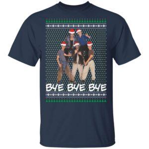 Nsync Band Bye Bye Bye Ugly Christmas