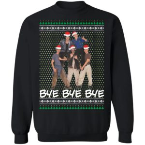 Nsync Band Bye Bye Bye Ugly Christmas Sweater