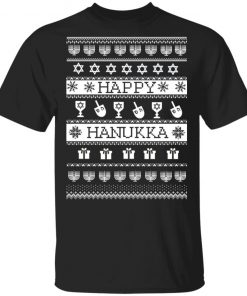 Happy Hanukkah Ugly Christmas