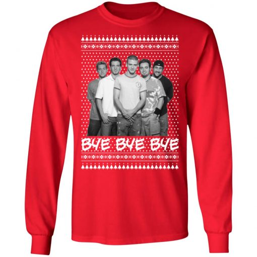 Nsync Bye Bye Bye Ugly Christmas