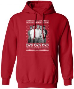 Nsync Bye Bye Bye Ugly Christmas hoodie