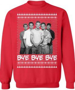 Nsync Bye Bye Bye Ugly Christmas Sweater