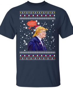 Bah Humbug We Are All Royaly Scrooged Trump Ugly Christmas