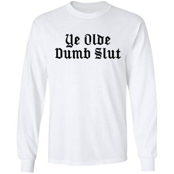 Ye Olde Dumb Slut