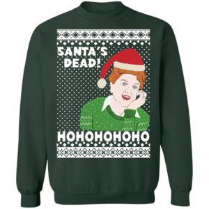 Angela Lansbury Murder She Wrote Literary Cute Ugly Sweatshirt