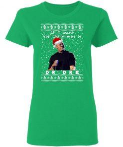 Dr.Dre Rapper Ugly Christmas