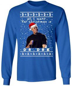 Dr.Dre Rapper Ugly Christmas ls