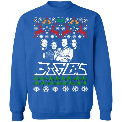Eagles Band Ugly Christmas Sweatshirt