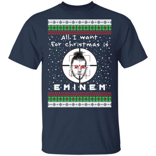 Eminem Rapper Ugly Christmas