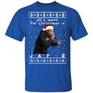 Jay-Z Rapper Ugly Christmas