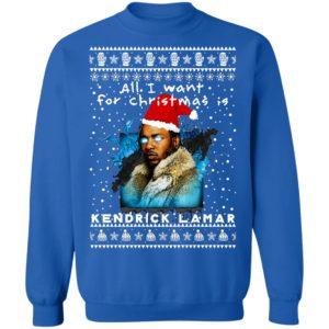 Kendrick Lamar Rapper Ugly Christmas Sweater