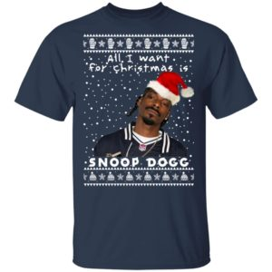 Snoop Dogg Rapper Ugly Christmas shirt