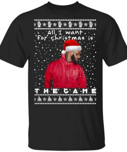 The Game Rapper Ugly Christmas