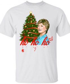 Golden Girl Blanche Ho Ho Ho Christmas