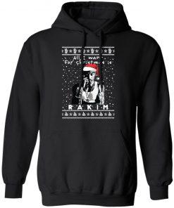 Rakim Rapper Ugly Christmas