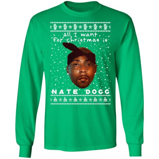 Nate Dogg Rapper Ugly Christmas
