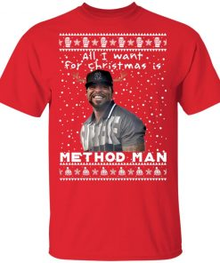 Method Man Rapper Ugly Christmas
