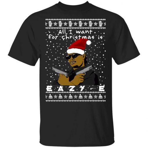 Eazy-E Rapper Ugly Christmas