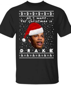 Drake Rapper Ugly Christmas