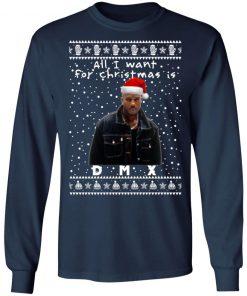 DMX Rapper Ugly Christmas