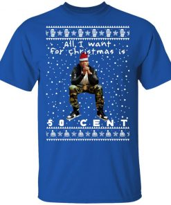 50 Cent Rapper Ugly Christmas