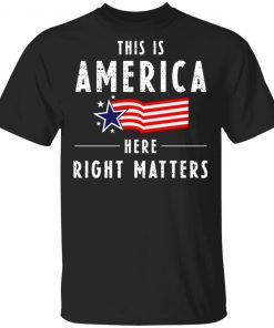 This is America Here Right Matters – Alexander Vindman Shirt